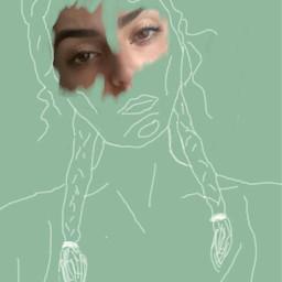 sketchedportrait sketched sketchedit