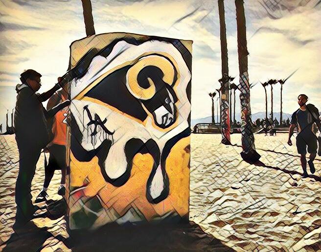 #larams #losangeles #california #losangelesrams