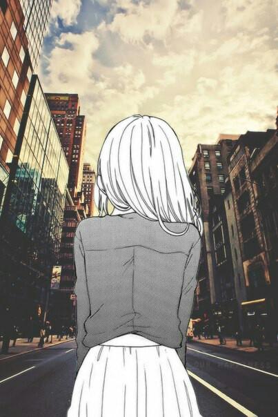 #FreeToEdit   #manga  #girl