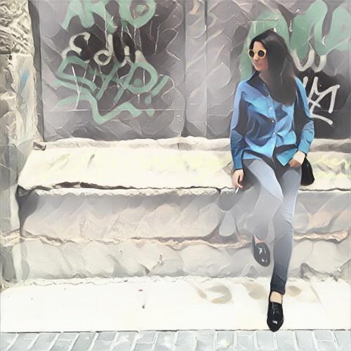 #Urban #Girl #Street