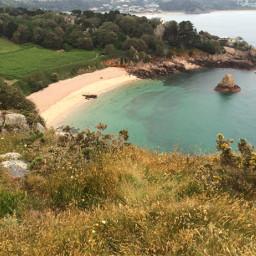 dpclandscape jersey bay beach cliffwalk