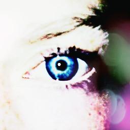 eyeswideopen blueeyes interesting beauty windowstothesoul